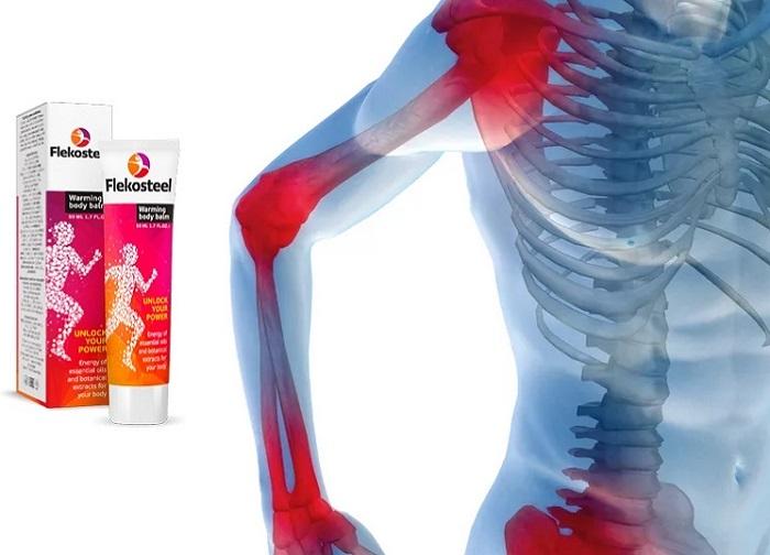 Flekosteel za zglob: zaboravite na bol i težinu u nogama!