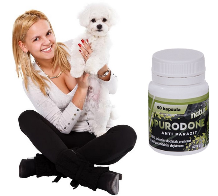 Purodone od parazita: čisti tijelo 100% bez oštećenja zdravlja!