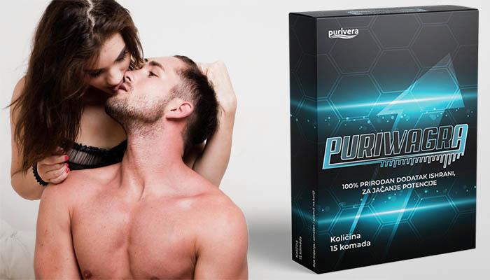 Puriwagra za potenciju: jaka erekcija čak i nakon 60 godina
