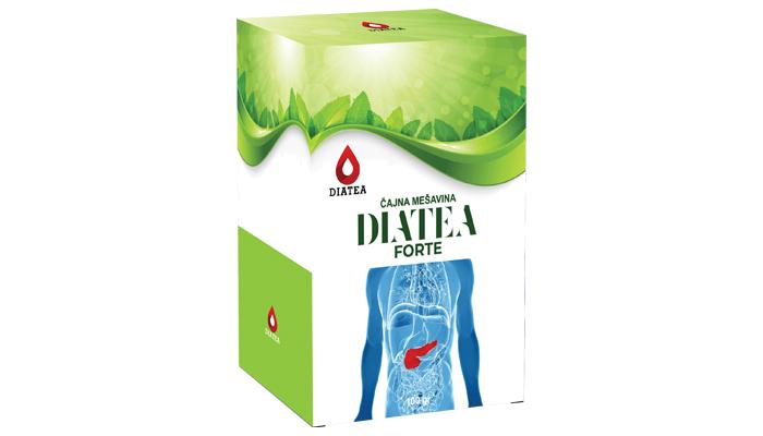 Diatea Forte protiv dijabetesa: vodite računa o šećeru u krvi!